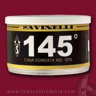 Savinelli 145th  Anniversary 2 oz tin