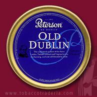PETERSON OLD DUBLIN 50 gram tin