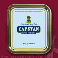 MAC BAREN CAPSTAN ORIGINAL NAY FLAKE 1.75 ounce tin