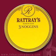 RATTRAY'S 3 NOGGINS 50 gram tin