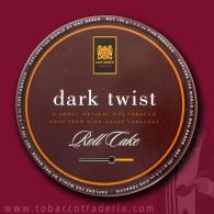 MAC BAREN DARK TWIST BLEND 1.75 ounce tin