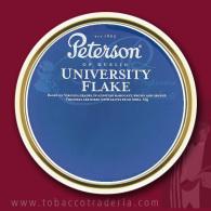 PETERSON UNIVERSITY FLAKE 50 gram tin