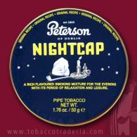 PETERSON NIGHTCAP 50 gram tin