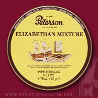 PETERSON ELISABETHAN MIXTURE 50 gram tin