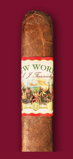 New World AJ Fernandez