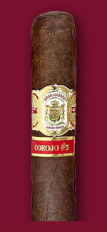 Gran Habano Blue in Green Gran Robusto