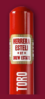 Herrera Esteli Toro Tubo By Drew Estate