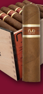 Nub 460 Habano Non-Tubos