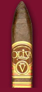 Oliva Series V Melanio Reserve Torpedo