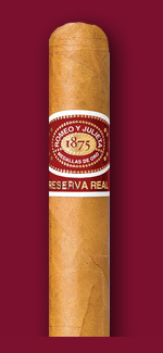 Romeo y Julieta Reserve Real Robusto