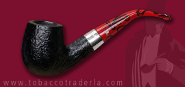 Peterson Dracula Sandblasted 69 Fishtail