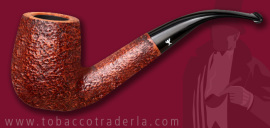 Savinelli Hercules Brown Blasted 606 EX