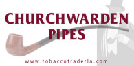 Churchwarden Pipes at Tobacco Trader