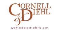 CORNELL & DIEHL TIN TOBACCO