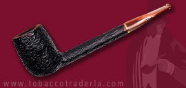Savinelli Roma Lucite Rusticated 804 KS