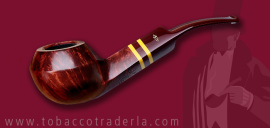Savinelli Regimental Bordeaux Smooth 624 KS
