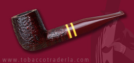 Savinelli Regimental Rusticated Brown 101
