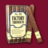 Factory Throwouts #59 By J. C. Newman