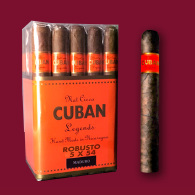 Cuban Legend By Nat Cicco Maduro Robusto