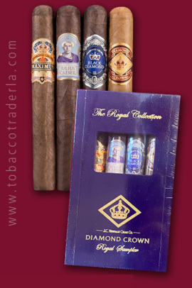 Diamond Crown Royal Sampler