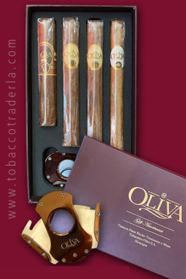 Oliva Gift Assortment