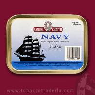 Samuel Gawith's Navy Flake 50 gram tin