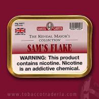 Samuel Gawith's sam's Flake 50 gram tin