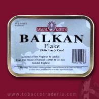 Samuel Gawith's Balkan Flake 50 gram tin