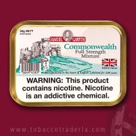 Samuel Gawith's Commonwealth 50 gram tin
