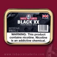 Samuel Gawith's Black XX 50 gram box