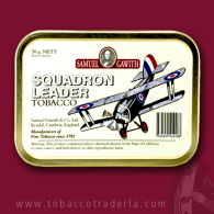 Samuel Gawith's Squadron Leader 50 gram box