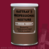 RATTRAY'S PROFESSIONAL MIXTURE 100 gram tin