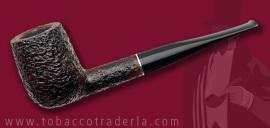 Savinelli Tre Rusticated 104