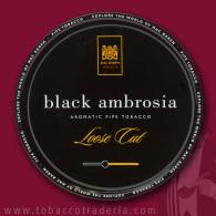 Mac Baren Black Ambrosia 1.75 ounce tin