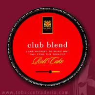 MAC BAREN CLUB BLEND 1.75 OUNCE TIN