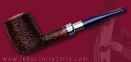 SAVINELLI ELEGANZA RUSTICATED DARK BROWN 111 KS (6MM)