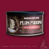 Seattle Pipe Club Blends Plum Pudding Special Reserve