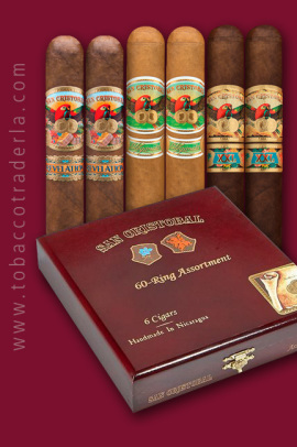 San Cristobal 60-Ring Assortment