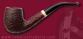 Savinelli Oscar Rusticated Brown 606 KS