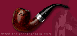 Peterson Sherlock Holmes Dark Smooth Baskerville P-Lip