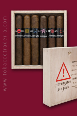 Tatuaje Surrogates Six Pack