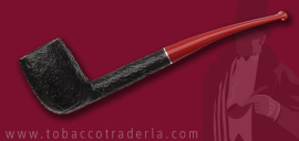 SAVINELLI Bing's Favorite Limited Edition Rusticated Red Stem