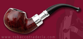 Peterson  Red Spigot  338 Fishtail Smooth