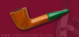 Savinelli Mini Smooth  Green Stem 409 (6mm)
